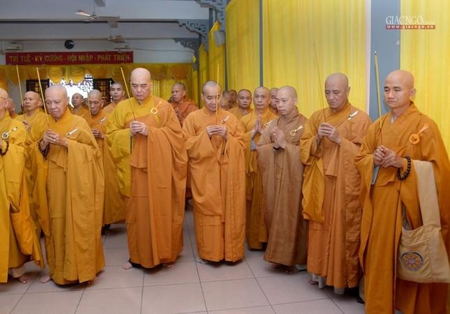 Trang nghiêm tưởng niệm lần thứ 37 cố Trưởng lão Hòa thượng Thích Trí Thủ ảnh 9
