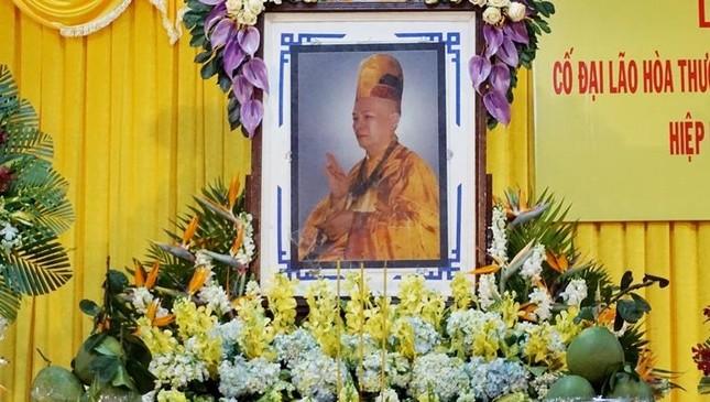 Trang nghiêm tưởng niệm lần thứ 37 cố Trưởng lão Hòa thượng Thích Trí Thủ ảnh 1
