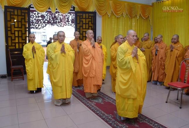 Trang nghiêm tưởng niệm lần thứ 37 cố Trưởng lão Hòa thượng Thích Trí Thủ ảnh 11