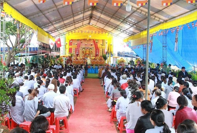 Đắk Lắk: Bổ nhiệm trụ trì niệm Phật đường Từ Nghiêm ảnh 3