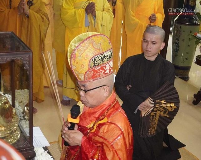 Trang nghiêm tưởng niệm lần thứ 37 cố Trưởng lão Hòa thượng Thích Trí Thủ ảnh 16