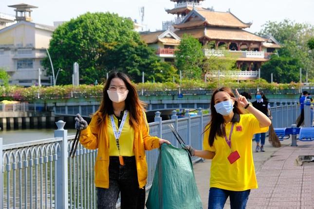 Chùa Minh Đạo khuyến khích sinh viên luật hoạt động công ích ảnh 2