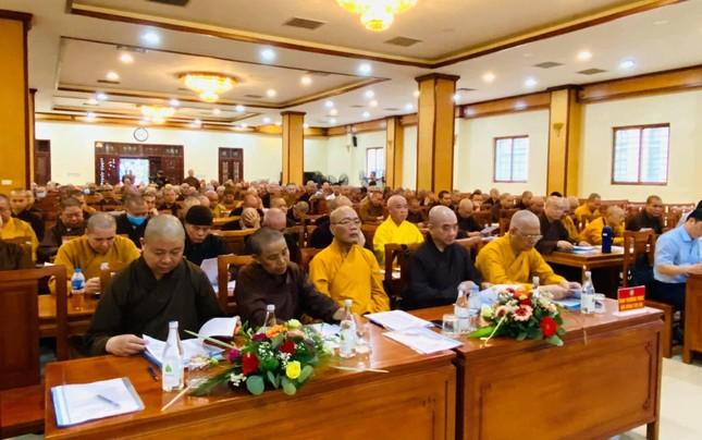 Hội nghị Sinh hoạt hành chính Giáo hội khu vực phía Bắc năm 2021 ảnh 1