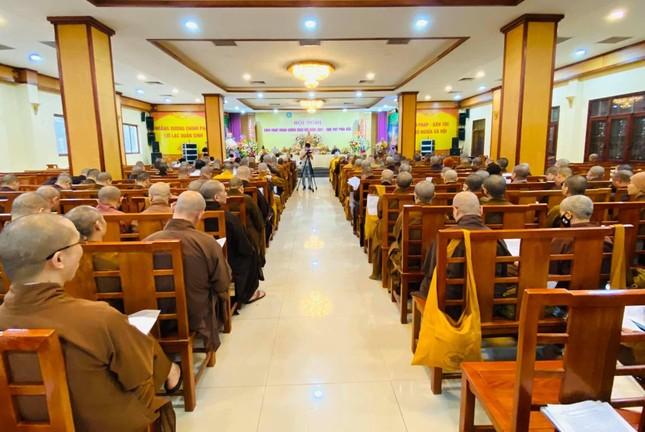 Hội nghị Sinh hoạt hành chính Giáo hội khu vực phía Bắc năm 2021 ảnh 4