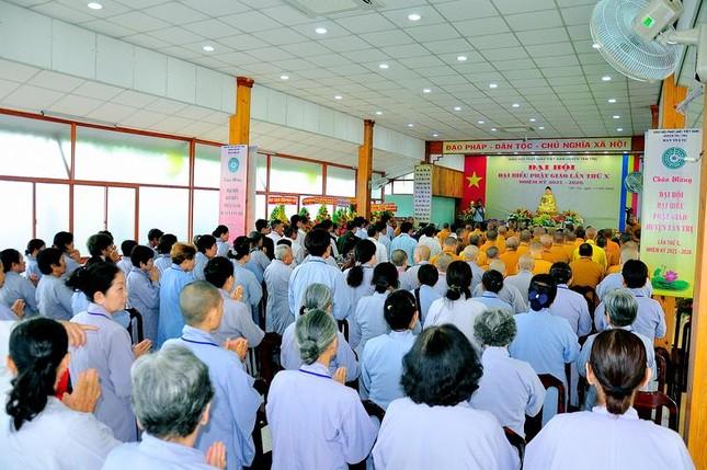 Long An: Đại đức Thích Minh Đức làm Trưởng ban Trị sự huyện Tân Trụ ảnh 5