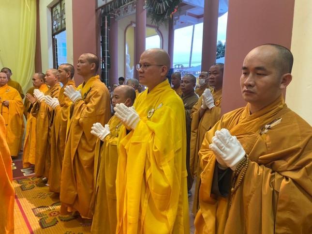Gia Lai: Lễ nhập kim quan Trưởng lão Hòa thượng Từ Hương ảnh 5
