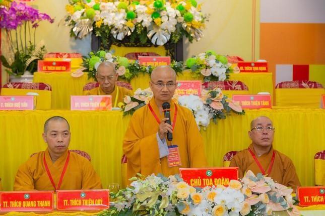 Ban Trị sự Phật giáo quận Tân Bình tổ chức phiên trù bị đại hội ảnh 2