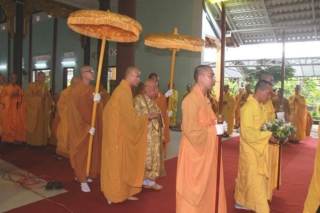 Quảng Nam: Lễ nhập kim quan Trưởng lão Hòa thượng Thích Thiện Duyên ảnh 3