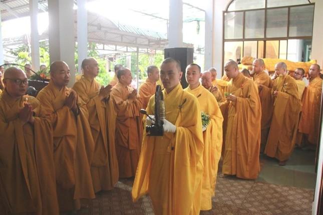 Quảng Nam: Lễ nhập kim quan Trưởng lão Hòa thượng Thích Thiện Duyên ảnh 2