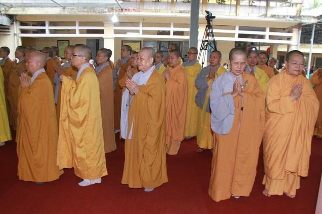 Quảng Nam: Lễ nhập kim quan Trưởng lão Hòa thượng Thích Thiện Duyên ảnh 9