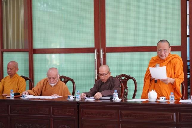 Đồng Nai: Ban Trị sự Phật giáo tỉnh triển khai Đại lễ Phật đản, An cư kiết hạ ảnh 2