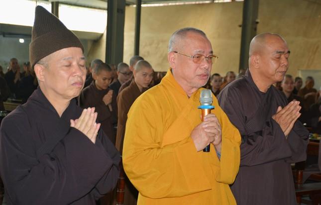 Học viện Phật giáo VN tại Hà Nội tưởng niệm các Vua Hùng ảnh 1
