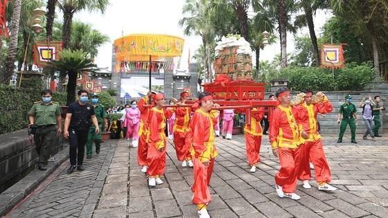 TP.HCM: Tổ chức lễ giỗ Quốc Tổ Hùng Vương ảnh 3