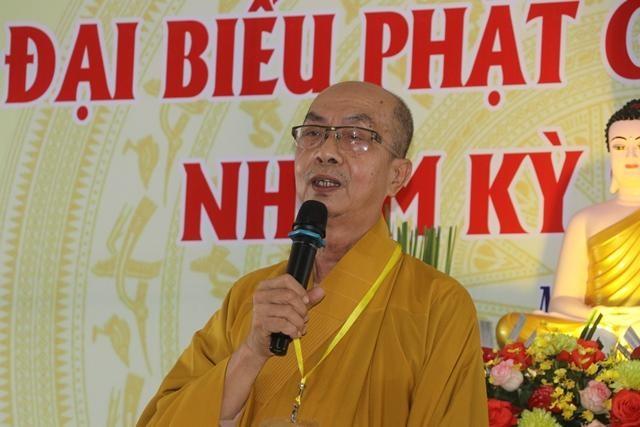Bến Tre: Thượng tọa Thích Minh Phong tiếp tục làm Trưởng ban Trị sự huyện Mõ Cày Bắc ảnh 4