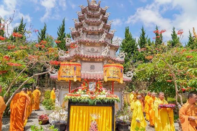 Lâm Đồng: Tưởng niệm Tổ khai sơn, kỷ niệm 100 năm tổ đình Linh Quang ảnh 5