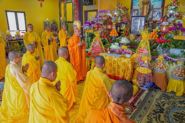 Lâm Đồng: Tưởng niệm Tổ khai sơn, kỷ niệm 100 năm tổ đình Linh Quang ảnh 4