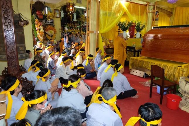 Lễ nhập kim quan Trưởng lão Hòa thượng Thích Huệ Trường ảnh 4