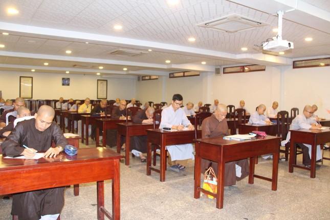 Long An: Chiêu sinh Sơ cấp Phật học khóa VIII (2021-2023) ảnh 1