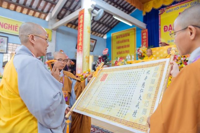 Đồng Tháp: Trang nghiêm khai mạc Đại giới đàn Từ Nhơn Phật lịch 2564 ảnh 17