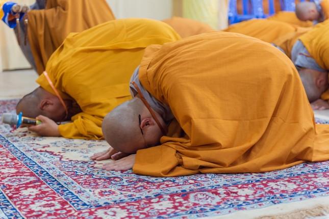 Đồng Tháp: Trang nghiêm khai mạc Đại giới đàn Từ Nhơn Phật lịch 2564 ảnh 18