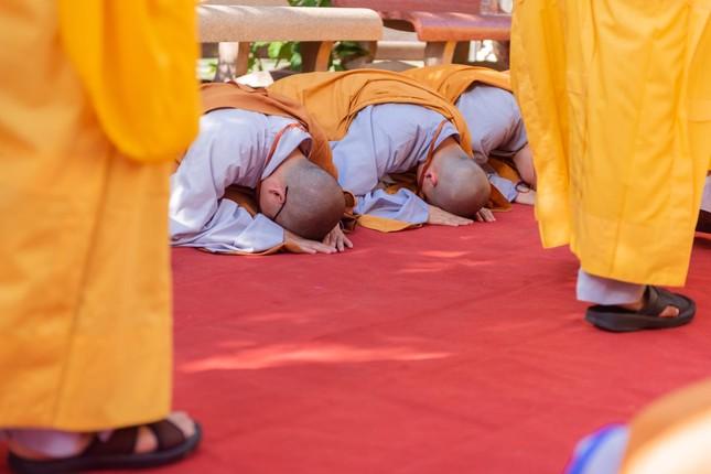 Đồng Tháp: Trang nghiêm khai mạc Đại giới đàn Từ Nhơn Phật lịch 2564 ảnh 12