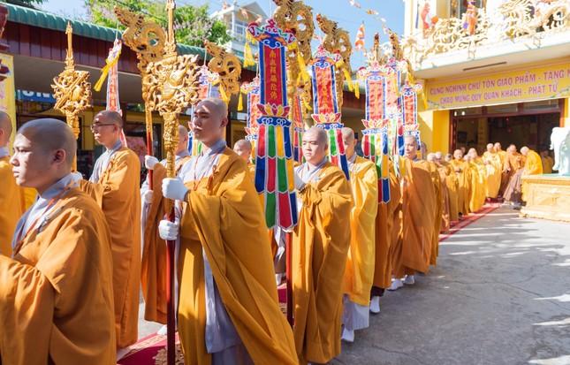 Đồng Tháp: Trang nghiêm khai mạc Đại giới đàn Từ Nhơn Phật lịch 2564 ảnh 10