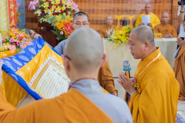 Đồng Tháp: Trang nghiêm khai mạc Đại giới đàn Từ Nhơn Phật lịch 2564 ảnh 15