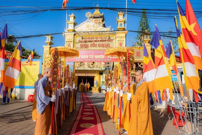 Đồng Tháp: Trang nghiêm khai mạc Đại giới đàn Từ Nhơn Phật lịch 2564 ảnh 8