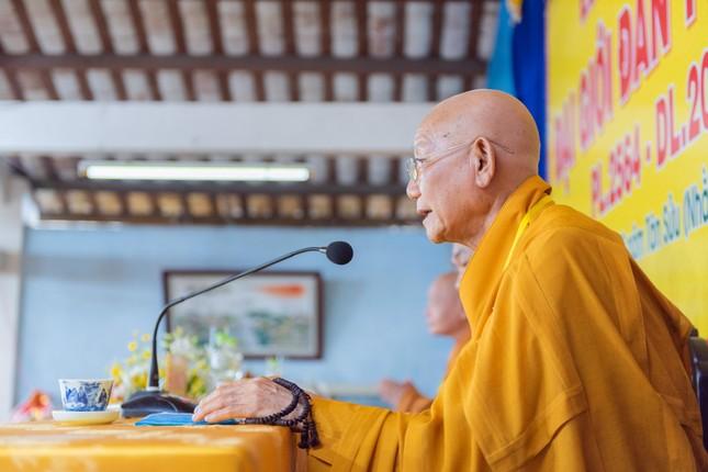 Đồng Tháp: Trang nghiêm khai mạc Đại giới đàn Từ Nhơn Phật lịch 2564 ảnh 20