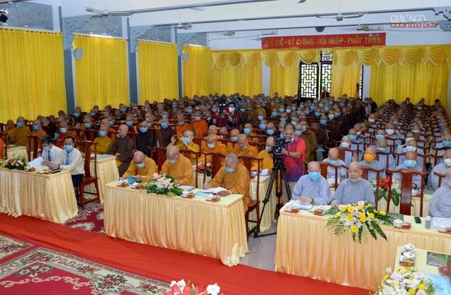 Khai mạc Hội nghị sinh hoạt Giáo hội các tỉnh thành phía Nam ảnh 12