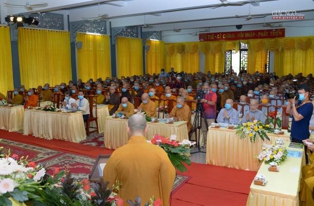Khai mạc Hội nghị sinh hoạt Giáo hội các tỉnh thành phía Nam ảnh 7
