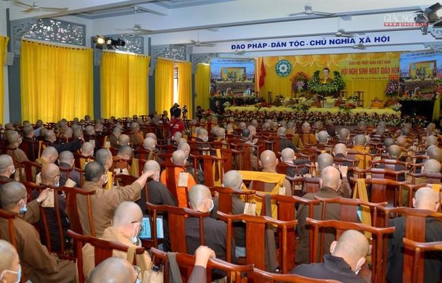 Nhiều ý kiến phản ánh, góp ý xây dựng tại Hội nghị sinh hoạt Giáo hội năm 2021 ảnh 13
