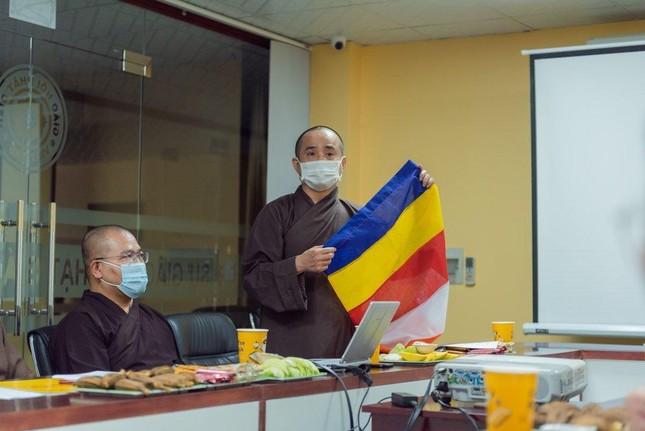 Thường trực Ban Thông tin - Truyền thông Phật giáo TP.HCM họp, thảo luận hoạt động ảnh 3