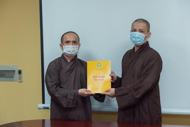 Thường trực Ban Thông tin - Truyền thông Phật giáo TP.HCM họp, thảo luận hoạt động ảnh 6
