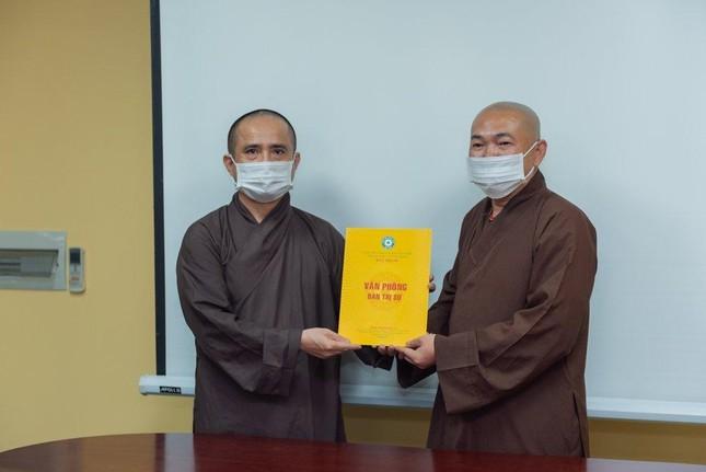 Thường trực Ban Thông tin - Truyền thông Phật giáo TP.HCM họp, thảo luận hoạt động ảnh 5