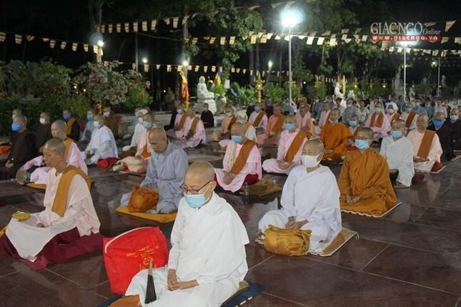 Đồng Nai: Thiền viện Phước Sơn khai giảng khóa tu học mở rộng 3 ngày ảnh 1