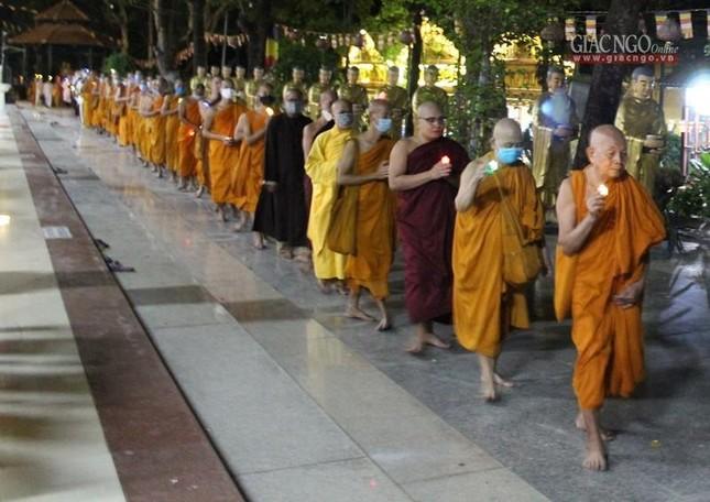 Đồng Nai: Thiền viện Phước Sơn khai giảng khóa tu học mở rộng 3 ngày ảnh 3