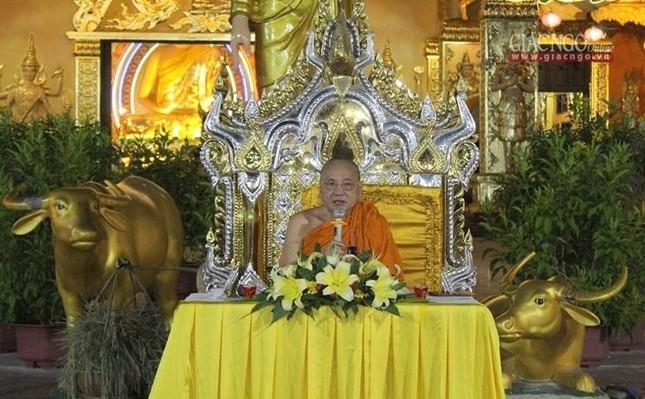 Đồng Nai: Thiền viện Phước Sơn khai giảng khóa tu học mở rộng 3 ngày ảnh 2