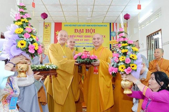 Long An: Đại đức Thích Lệ Ngôn làm Trưởng ban Trị sự Phật giáo huyện Thạnh Hóa ảnh 4