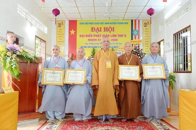 Long An: Đại đức Thích Lệ Ngôn làm Trưởng ban Trị sự Phật giáo huyện Thạnh Hóa ảnh 3