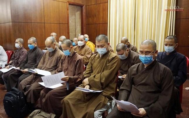 Sẽ triển lãm hình ảnh thành tựu Phật sự nổi bật trong 40 năm của Giáo hội TP.HCM ảnh 8