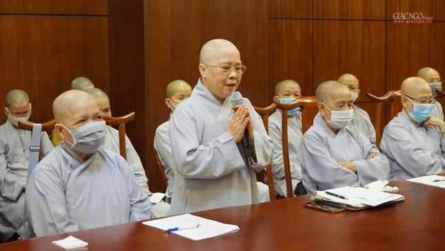 Sẽ triển lãm hình ảnh thành tựu Phật sự nổi bật trong 40 năm của Giáo hội TP.HCM ảnh 10