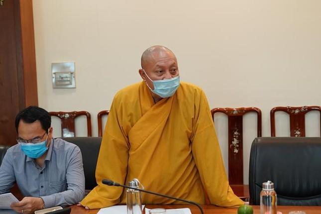Hà Nội: Phật giáo chung tay bảo vệ môi trường và ứng phó với biến đổi khí hậu ảnh 1