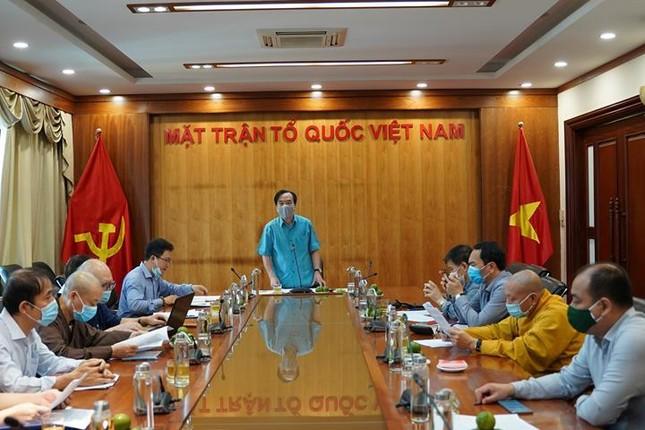 Hà Nội: Phật giáo chung tay bảo vệ môi trường và ứng phó với biến đổi khí hậu ảnh 2