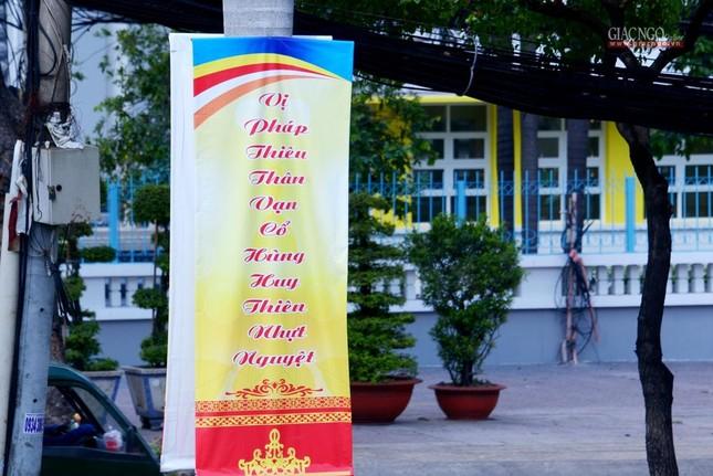 Nơi tưởng niệm Bồ-tát Thích Quảng Đức vị pháp thiêu thân ảnh 3