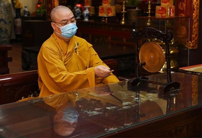 Hà Nội: Chùa Quán Sứ tổ chức tác pháp An cư kiết hạ Phật lịch 2565 ảnh 1