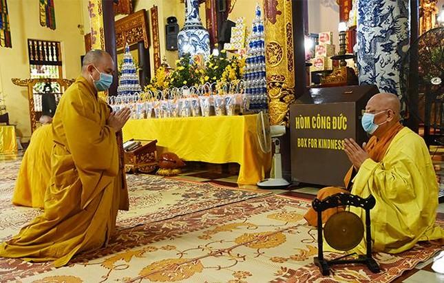 Hà Nội: Chùa Quán Sứ tổ chức tác pháp An cư kiết hạ Phật lịch 2565 ảnh 3