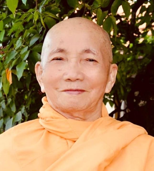 Bến Tre: Hòa thượng Thích Giác Minh, Thành viên Hội đồng Chứng minh GHPGVN viên tịch ảnh 1