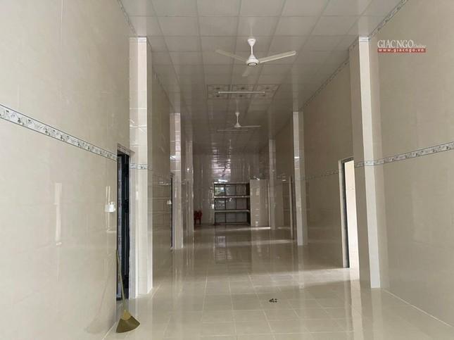 Bến Tre: Cho mượn tạm chùa Vĩnh An làm nơi nghỉ của y bác sĩ tuyến đầu điều trị Covid-19 ảnh 1