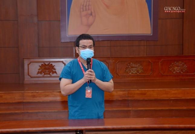 5 vấn đề Tăng Ni, Phật tử cần lưu ý khi đến điều trị Covid-19 tại các bệnh viện dã chiến ảnh 1
